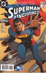 superman unchained 5 modern