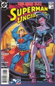 superman unchained 6 modern
