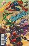 uncanny avengers 1 1-50